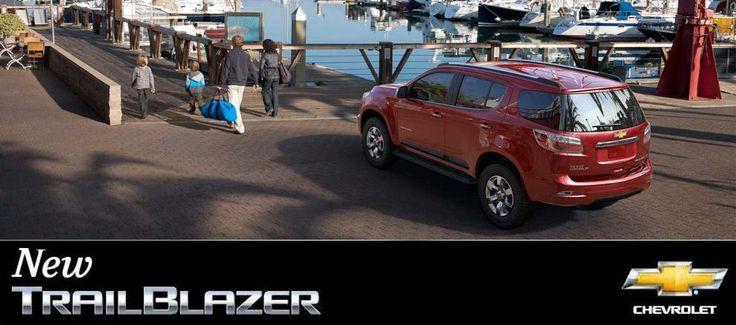 Chevrolet Trailblazer - Please contact Gerrie du Plooy, Morne Hechter or Eon Barnard for more information 028 312 1143/4 sterling@sterlingauto.co.za  www.sterlinghermanus.co.za
