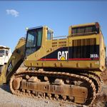 Used excavator CAT D6D is a kind of heavy machines for sale in the market. It has been sold well both at ho...