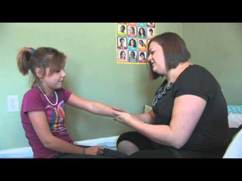 Attachment Activities   Great video with lots of very specific instructions on interventions for parents to do at home to form a secure parent-child bond