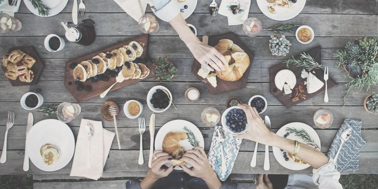 Why we started the styled social - sharing our love for entertaining, food and getting together with family and friends