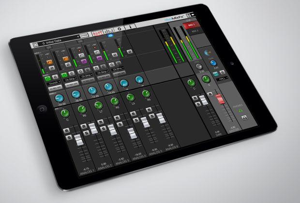 Gearjunkies.com: DSP mixer app adds to Steinberg UR audio interfaces