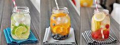 фруктовая детокс- вода