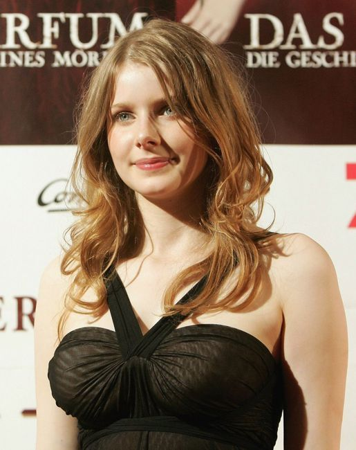 "Rachel Hurd Wood at the world premiere of ""Das Parfum."""