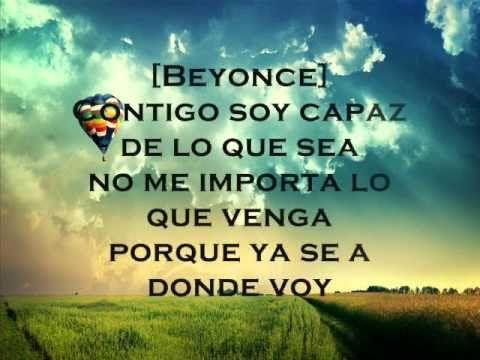 Alejandro Fernandez and Beyonce - Amor Gitano (Lyrics) - YouTube