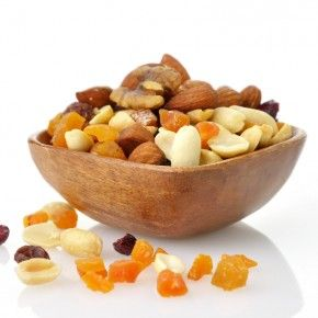 Nuts and seeds are great snacks for brain food! Pumpkin seeds improve zinc levels vital for enhancing memory and thinking skills.
