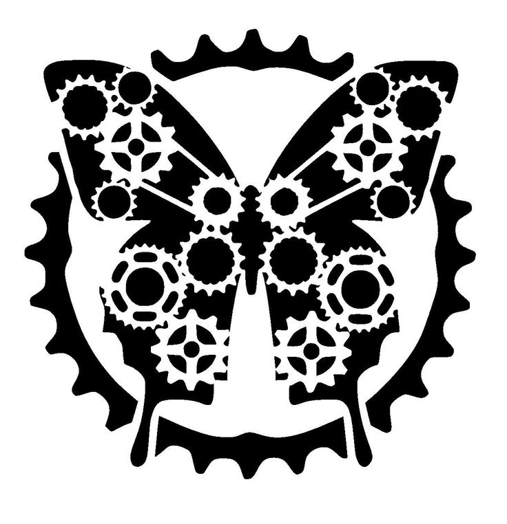 25 best steampunk stencils lovestencil ebay etsy images on steampunk cogs butterfly stencil 2 craftfabricglassfurniturewall art gumiabroncs Gallery