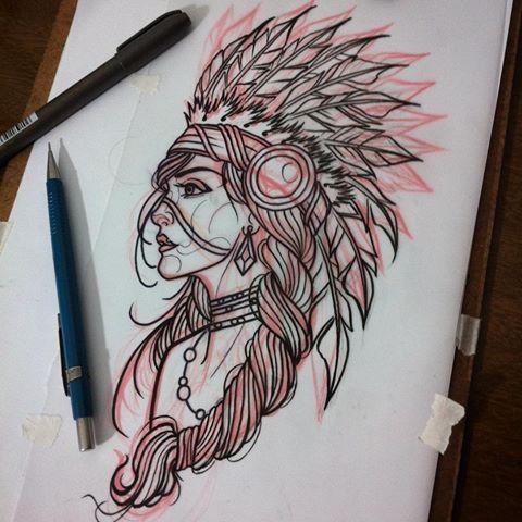 Resultado de imagem para tattoo india