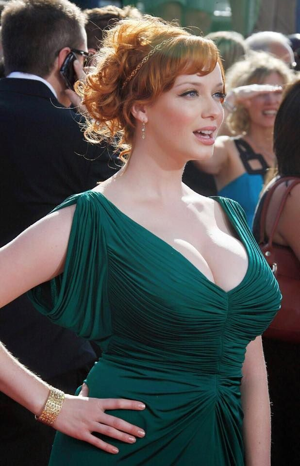 christina hendricks lady of the board christina