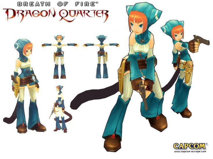 breath of fire 5 dragon quarter walkthrough
