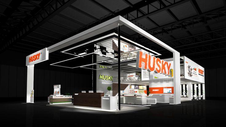 husky china plus on Behance