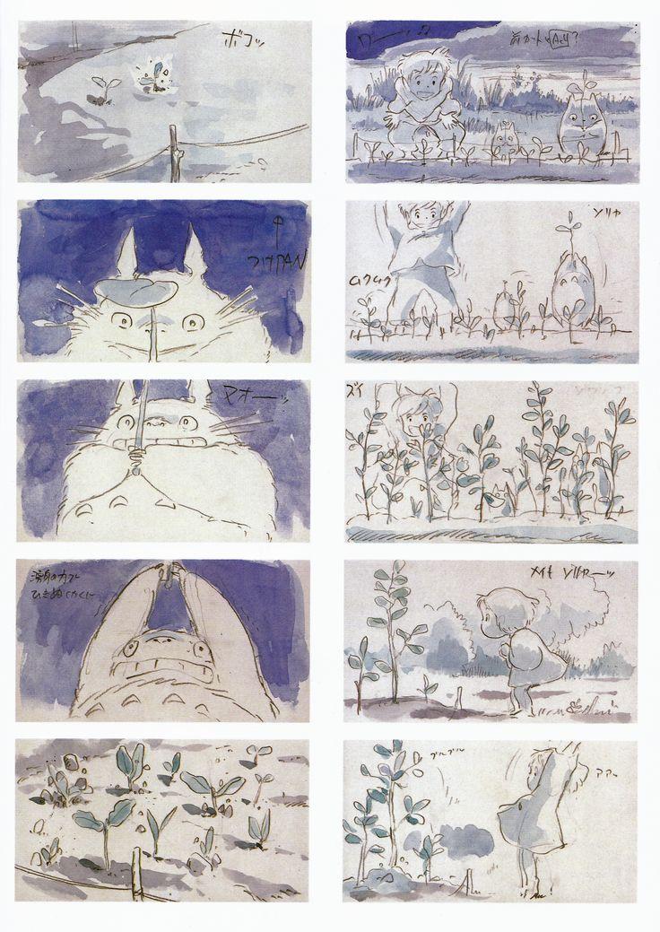 My Neighbor Totoro   Hayao Miyazaki   Studio Ghibli / Kusakabe Satsuki, Kusakabe Mei, and Totoro