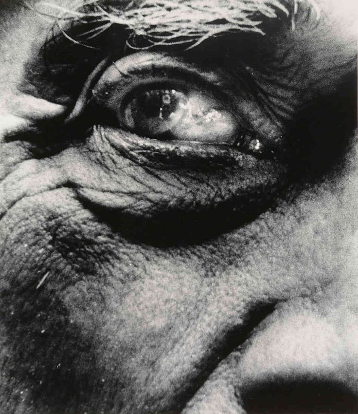 Georges Braque, by Bill Brandt, 1960