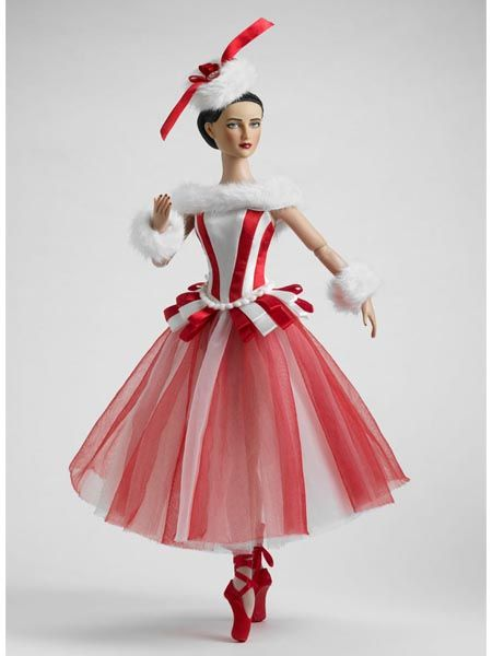 New York City Ballet - Peppermint Twist| Tonner Doll Company