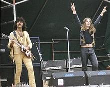 Ozzy Osbourne/Black Sabbath