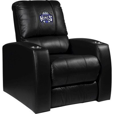 XZIPIT NBA Home Theater Recliner NBA Team: Sacramento Kings