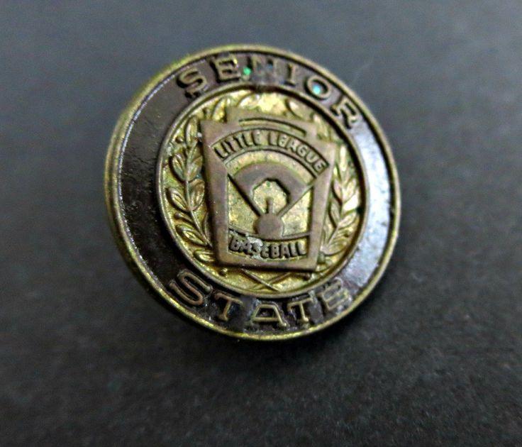 Vintage Baseball Pins 108