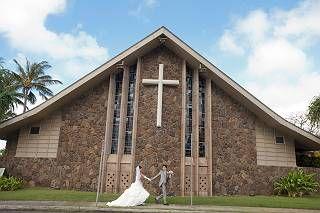 ホーリーナティビティー教会にて結婚式を挙げました | クラシコウエディング