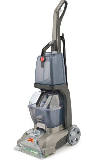 Carpet Shampooer Cleaner Upright Vacuum Lightweight Wash Scrub Wood