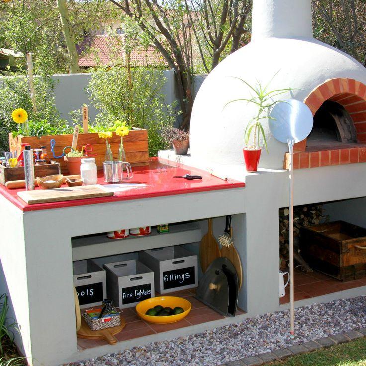 die besten 17 ideen zu pizzaofen garten auf pinterest. Black Bedroom Furniture Sets. Home Design Ideas