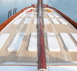Superior wg gd 007 gulet charter Greece Turkey 38meters