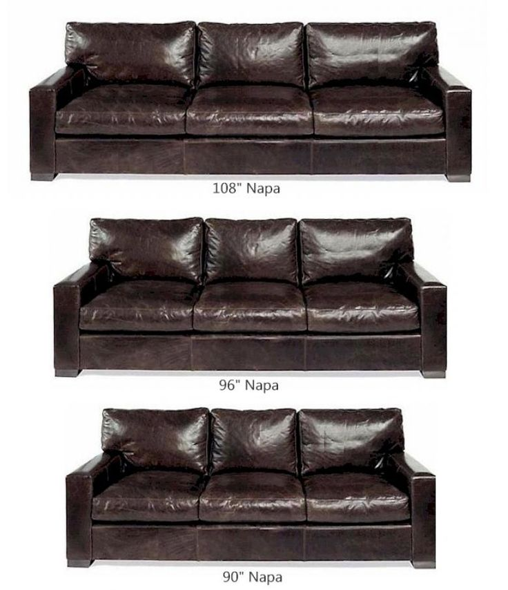 The Napa Oversized Seating Sofa