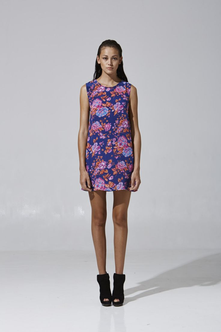 Augustine Shift Dress | Party collection 2013