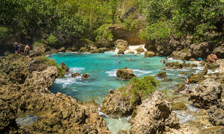 Ague Cove, Guam. I've been to Guam but at this place.