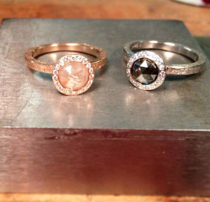 Diamonds - by Alison Blain Jewellery