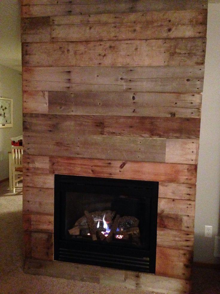 Best 25+ Wood fireplace surrounds ideas on Pinterest ...