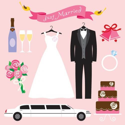 Hochzeitszeitung gestalten