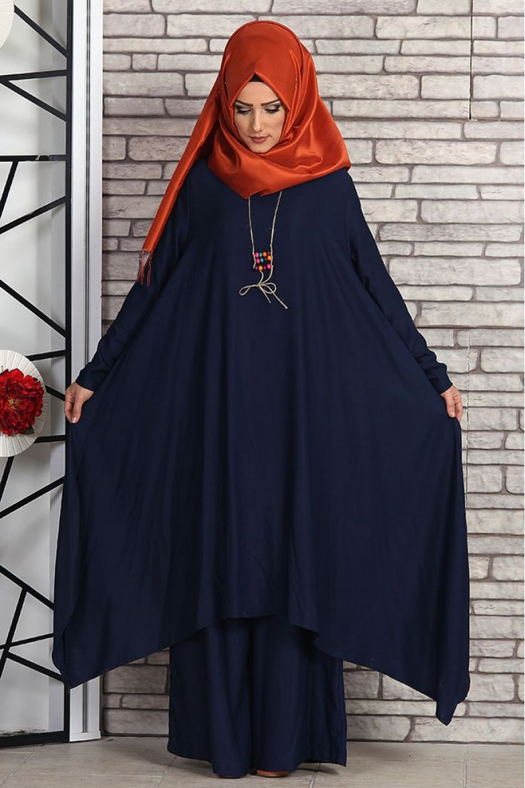 Tunik Uzunluk: 110 cmKumaş: VisconPantolon Uznuluk: 102 cmKumaş: VisconManken Boyu:170 cm (topuklu)Kilo:50 kgManken Bedeni:36-38Kombinde Tunik,Pantolon,Kolye mevcuttur.