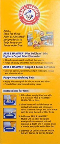 Arm And Hammer Multi Cat Litter