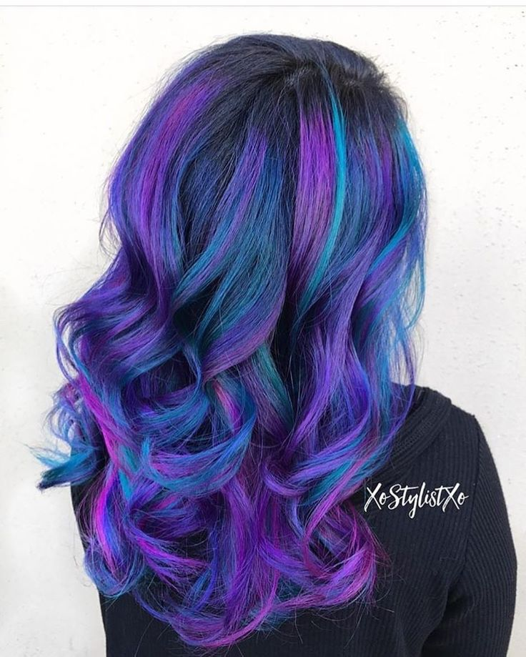 2000 best hairstyles images on Pinterest | Colourful hair ...