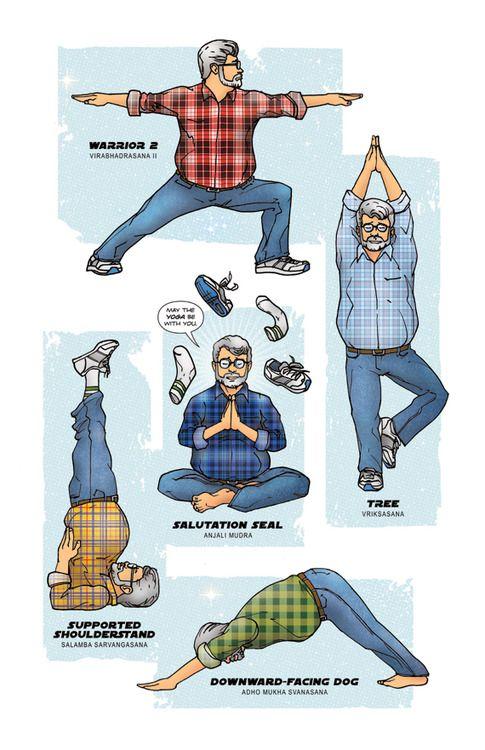 George Lucas Yoga