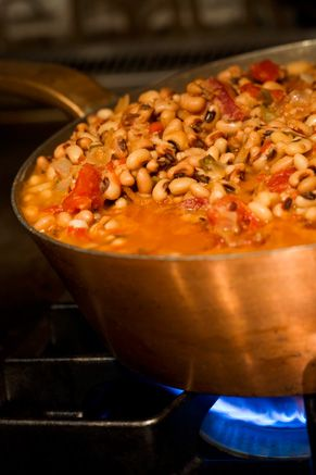 Paula Deen Spicy Black-Eyed Peas: Side Dishes, Recipe, Food, Spicy Black Eyed, Paula Deen, New Years