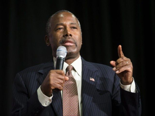 """Dr. Ben Carson tells Breitbart News Daily that """"critics"""" used conservative magazine National Review to attack him."""