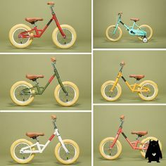 Must-have retro kinderfiets Veloretti kids! - Oh yeah baby!