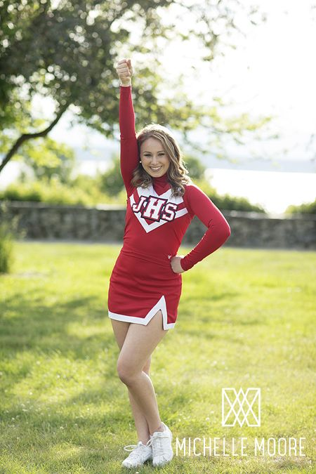 cute cheer poses - 450×675