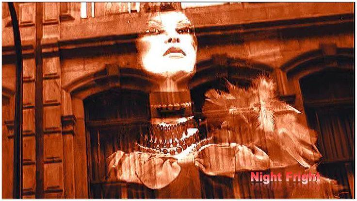 Haunted video Hamilton True Ghost Stories Apparition Mark Leslie Night F...