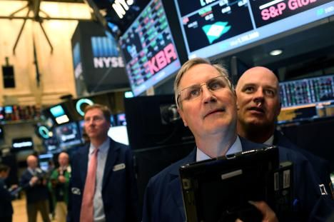 How The Dow Jones Industrial Average Fared On Thursday: Shares Of Apple (AAPL), Nike (NKE) And Deutsche Bank (DB) See Sharp Drops