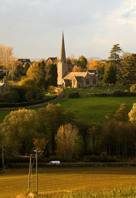 St. Giles,    Goodrich, Herefordshire