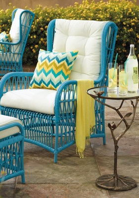 Eclectic Outdoor Brights.