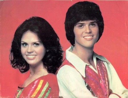 donny and marie relationship