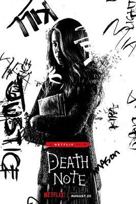 La Meca del Cine: DEATH NOTE. (TRAILER Y CLIPS 2017)
