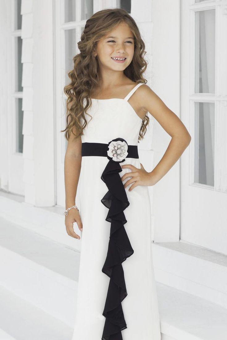 19 best My favorite long,dresses images on Pinterest | Flower girl ...