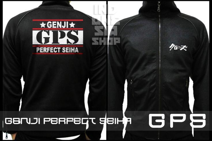 JAKET MURAH JOGJA: Jaket Genji Perfect Seiha - GPS Crows Zero