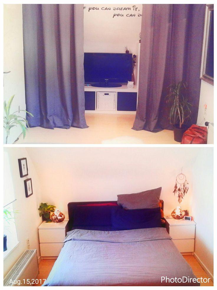 die besten 25+ schmales schlafzimmer ideen auf pinterest | kleine