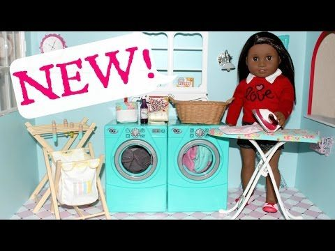 New Our Generation Tumble Amp Spin Laundry Set Review
