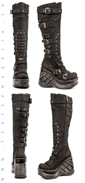 FantasmAgoria :: PLATFORMS NEW ROCK SHOES