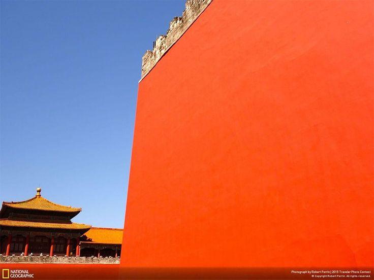 Città proibita Beijing, Beijing, Cina Fotografia di Robert Perrin